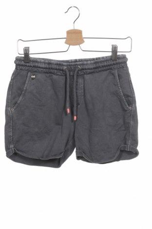 Dětské krátké kalhoty  Garcia Jeans, Velikost 15-18y/ 170-176 cm, Barva Šedá, Bavlna, Cena  204,00Kč