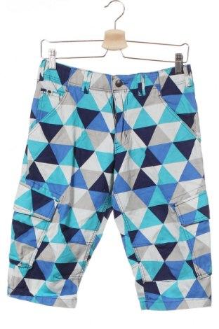 Παιδικό κοντό παντελόνι H&M, Μέγεθος 12-13y/ 158-164 εκ., Χρώμα Πολύχρωμο, Βαμβάκι, Τιμή 9,87€