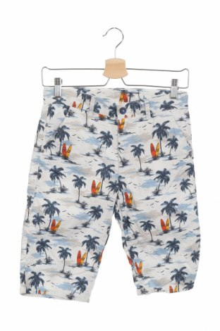 Παιδικό κοντό παντελόνι LC Waikiki, Μέγεθος 11-12y/ 152-158 εκ., Χρώμα Πολύχρωμο, 100% βαμβάκι, Τιμή 11,72€