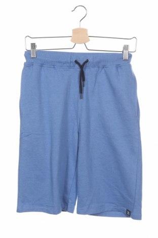 Pantaloni scurți pentru copii Lemon Beret, Mărime 13-14y/ 164-168 cm, Culoare Albastru, 60% bumbac, 40% poliester, Preț 67,10 Lei