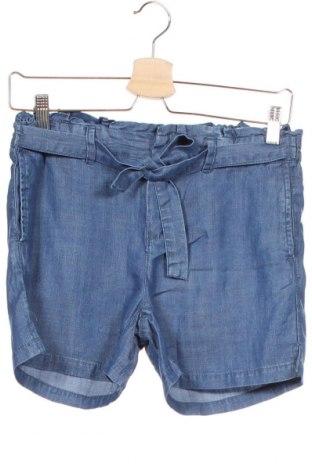 Παιδικό κοντό παντελόνι Name It, Μέγεθος 11-12y/ 152-158 εκ., Χρώμα Μπλέ, Lyocell, Τιμή 12,37€