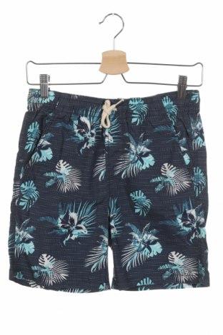 Παιδικό κοντό παντελόνι Target, Μέγεθος 13-14y/ 164-168 εκ., Χρώμα Μπλέ, Βαμβάκι, Τιμή 11,11€