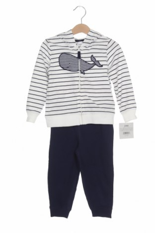 Dětský komplet  Carter's, Velikost 18-24m/ 86-98 cm, Barva Modrá, Bavlna, Cena  641,00Kč