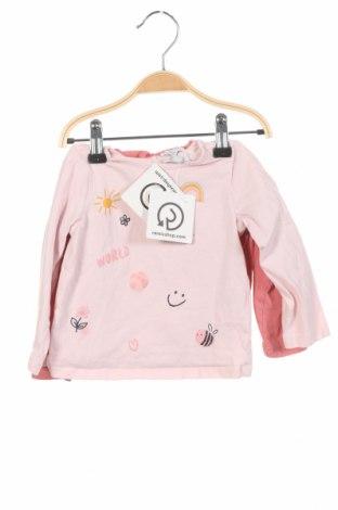 Dětský komplet  Fagottino By Oviesse, Velikost 12-18m/ 80-86 cm, Barva Růžová, Bavlna, Cena  522,00Kč