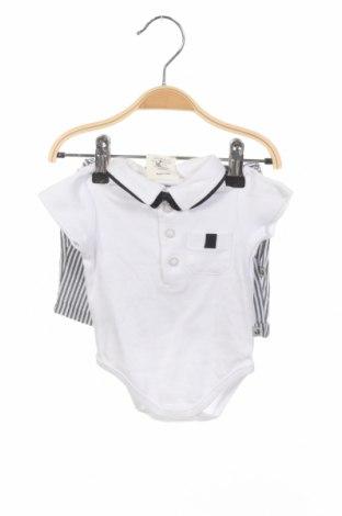 Παιδικό σύνολο Jacky, Μέγεθος 3-6m/ 62-68 εκ., Χρώμα Λευκό, Βαμβάκι, Τιμή 16,24€