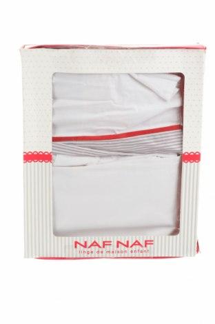 Dziecięcy zestaw Naf Naf, Kolor Biały, Bawełna, Cena 110,63zł