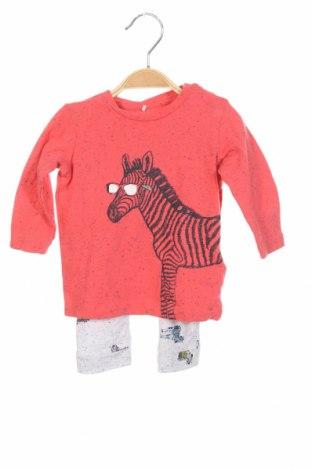 Dětský komplet  Name It, Velikost 6-9m/ 68-74 cm, Barva Vícebarevné, 93% bavlna, 5% elastan, 2% polyester, Cena  500,00Kč