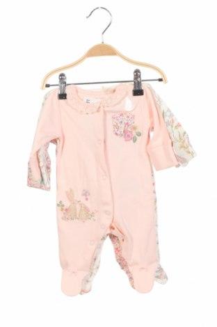 Детски комплект Next, Размер 1-2m/ 50-56 см, Цвят Розов, Памук, Цена 39,00лв.