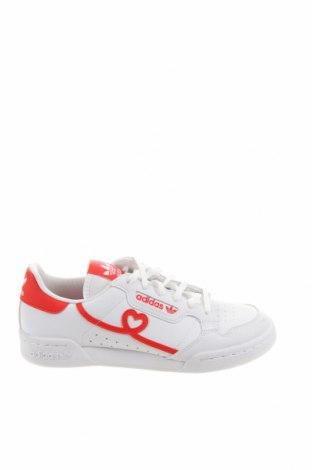 Детски обувки Adidas Originals, Размер 38, Цвят Бял, Еко кожа, Цена 86,87лв.