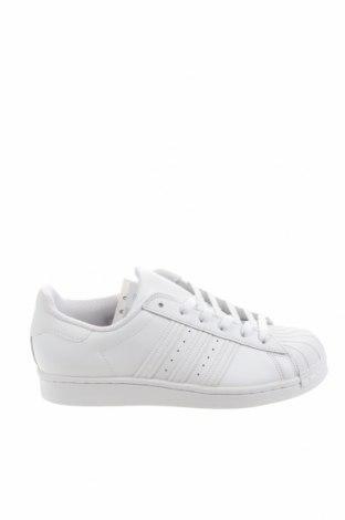 Dětské boty  Adidas Originals, Velikost 38, Barva Bílá, Pravá kůže, Eko kůže, Cena  1665,00Kč