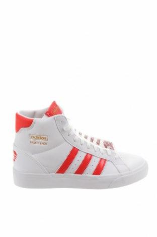 Dětské boty  Adidas Originals, Velikost 35, Barva Bílá, Eko kůže, Cena  1173,00Kč