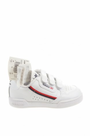 Dětské boty  Adidas Originals, Velikost 24, Barva Bílá, Eko kůže, Cena  976,00Kč