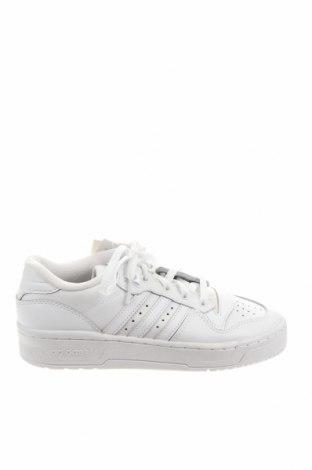 Dětské boty  Adidas Originals, Velikost 37, Barva Bílá, Pravá kůže, Cena  1272,00Kč