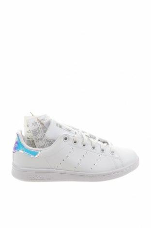 Dětské boty  Adidas Originals, Velikost 35, Barva Bílá, Eko kůže, Cena  1665,00Kč