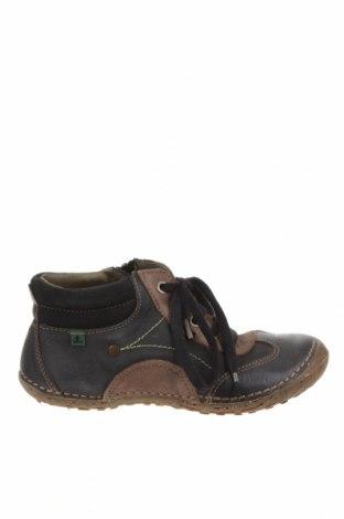 Детски обувки El Naturalista, Размер 35, Цвят Кафяв, Естествена кожа, Цена 38,40лв.