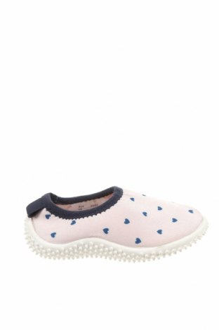 Детски обувки H&M, Размер 20, Цвят Розов, Текстил, Цена 26,95лв.