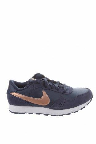 Dětské boty  Nike, Velikost 36, Barva Modrá, Polyurethane, textile , Eko kůže, Cena  1619,00Kč