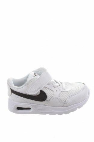 Dětské boty  Nike, Velikost 26, Barva Bílá, Eko kůže, pravá kůže, textile , Cena  1725,00Kč