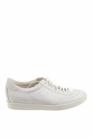 Детски обувки Zara, Размер 40, Цвят Бял, Естествена кожа, Цена 123,37лв.