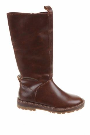 Dětské boty  Zara, Velikost 30, Barva Hnědá, Eko kůže, Cena  619,00Kč