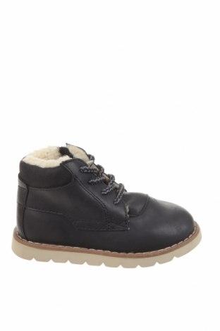 Dětské boty  Zara, Velikost 22, Barva Modrá, Eko kůže, Cena  500,00Kč