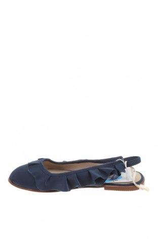 Детски обувки Zara, Размер 33, Цвят Син, Текстил, Цена 21,60лв.