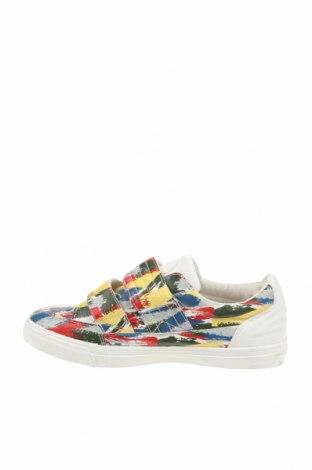 Детски обувки Zara, Размер 39, Цвят Многоцветен, Еко кожа, Цена 23,22лв.