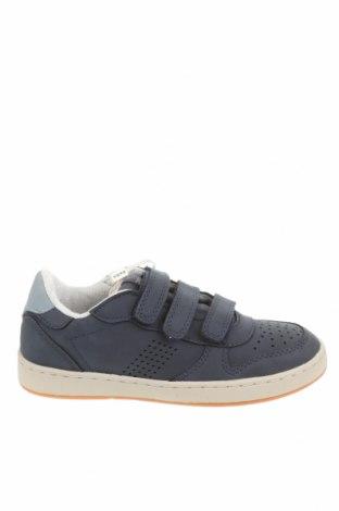 Детски обувки Zara, Размер 33, Цвят Син, Еко кожа, Цена 40,50лв.