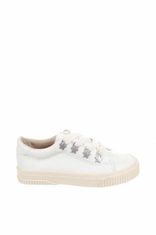 Детски обувки Zara, Размер 27, Цвят Бял, Еко кожа, Цена 28,62лв.