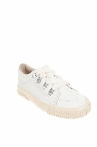 Детски обувки Zara, Размер 29, Цвят Бял, Еко кожа, Цена 28,62лв.