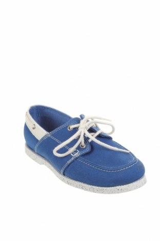 Детски обувки Zara, Размер 32, Цвят Син, Текстил, Цена 18,92лв.
