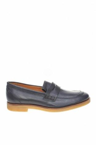 Детски обувки Zara Kids, Размер 36, Цвят Син, Естествена кожа, Цена 53,40лв.