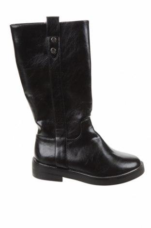 Dětské boty  Zara Kids, Velikost 28, Barva Černá, Eko kůže, Cena  689,00Kč
