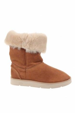 Dětské boty  Zara Kids, Velikost 35, Barva Hnědá, Eko kůže, Cena  573,00Kč