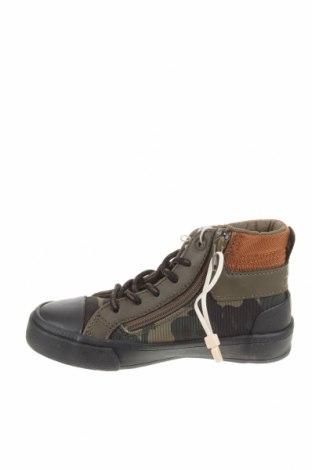 Детски обувки Zara Kids, Размер 28, Цвят Многоцветен, Текстил, еко кожа, Цена 21,60лв.