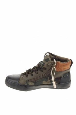Детски обувки Zara Kids, Размер 34, Цвят Многоцветен, Текстил, еко кожа, Цена 21,60лв.