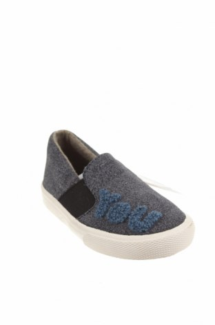 Детски обувки Zara Kids, Размер 21, Цвят Син, Текстил, Цена 27,00лв.