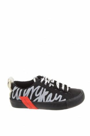Детски обувки Zara Kids, Размер 32, Цвят Черен, Еко кожа, Цена 40,50лв.
