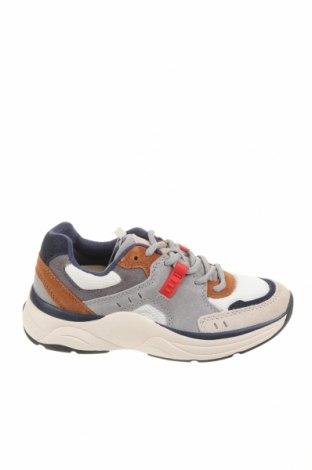 Детски обувки Zara Kids, Размер 32, Цвят Многоцветен, Естествен велур, текстил, Цена 36,57лв.