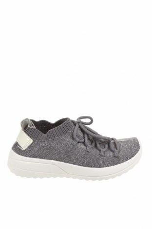 Детски обувки Zara Kids, Размер 32, Цвят Сив, Текстил, Цена 29,76лв.