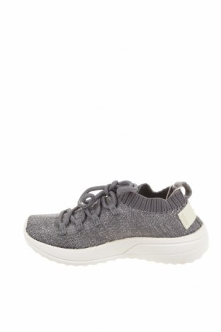 Детски обувки Zara Kids, Размер 26, Цвят Сив, Текстил, Цена 29,76лв.
