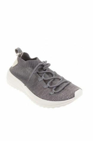Детски обувки Zara Kids, Размер 33, Цвят Сив, Текстил, Цена 29,76лв.