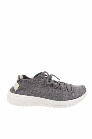 Детски обувки Zara Kids, Размер 36, Цвят Сив, Текстил, Цена 29,76лв.