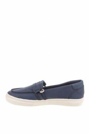 Детски обувки Zara Kids, Размер 34, Цвят Син, Еко кожа, Цена 27,00лв.
