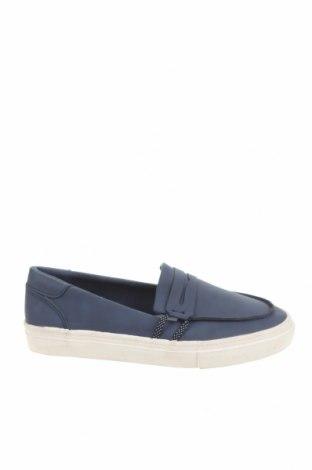 Детски обувки Zara Kids, Размер 35, Цвят Син, Еко кожа, Цена 27,00лв.