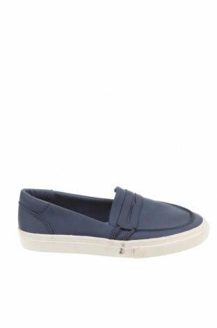 Детски обувки Zara Kids, Размер 36, Цвят Син, Еко кожа, Цена 27,00лв.