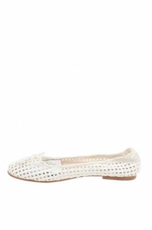 Детски обувки Zara Kids, Размер 33, Цвят Бял, Еко кожа, Цена 14,52лв.