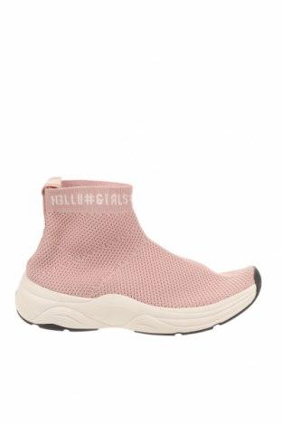 Детски обувки Zara Kids, Размер 37, Цвят Розов, Текстил, Цена 31,00лв.
