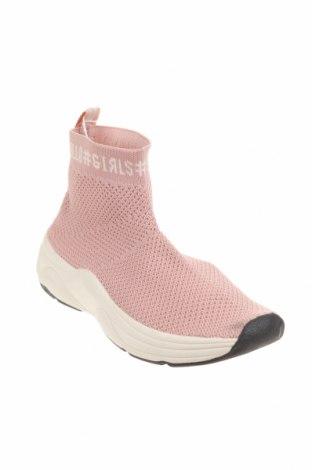 Детски обувки Zara Kids, Размер 36, Цвят Розов, Текстил, Цена 21,70лв.