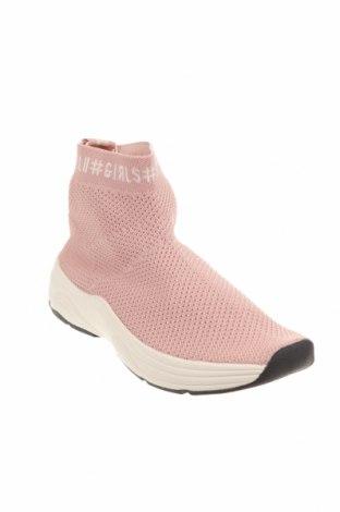 Детски обувки Zara Kids, Размер 38, Цвят Розов, Текстил, Цена 31,00лв.